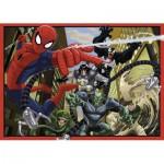 Ravensburger-05440 Puzzle Géant de Sol - Spiderman