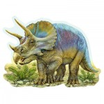 Ravensburger-05583 Puzzle Forme - Triceratops