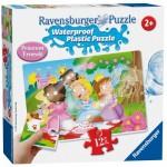 Ravensburger-05603 Waterproof Plastic Puzzle