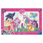 Ravensburger-06129 Puzzle Cadre - My Little Poney