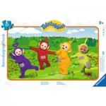 Ravensburger-06133 Puzzle Cadre - Teletubbies