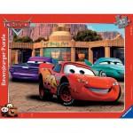 Ravensburger-06766 Puzzle Cadre - Cars : Le Club de l'Amitié