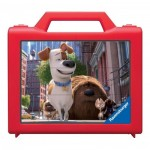 Ravensburger-07422 Puzzle Cubes - Secret Life of Pets