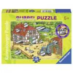Puzzle  Ravensburger-07511 La Ferme