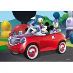 Ravensburger-07565 2 Puzzles - Mickey et ses Amis