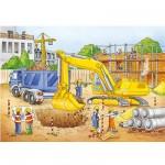 Puzzle  Ravensburger-08646 Le chantier