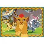 Puzzle  Ravensburger-08783 The Lion Guard