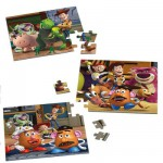 Ravensburger-09297 3 Puzzles - Toy Story 3