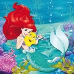 Ravensburger-09350 3 Puzzles - Disney Princesses