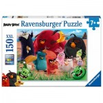 Puzzle  Ravensburger-10032 Pièces XXL - Angry Birds