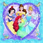 Puzzle  Ravensburger-10040 Disney Princesses