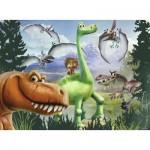 Puzzle  Ravensburger-10533 Pièces XXL - The Good Dinosaur
