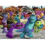 Puzzle  Ravensburger-10576 Pièces XXL - Disney Pixar Collection: Picture Day