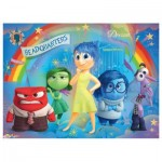Puzzle  Ravensburger-10592 Pièces XXL - Disney Pixar: Inside Out