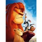 Puzzle  Ravensburger-10696 Le Roi Lion