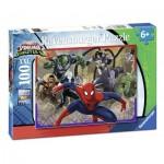 Puzzle  Ravensburger-10777 Pièces XXL - Spider-Man