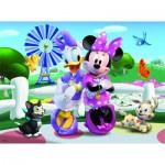 Puzzle  Ravensburger-10881 Pièces XXL - Minnie Mouse