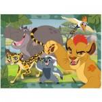 Puzzle  Ravensburger-10922 Pièces XXL - Le Roi Lion