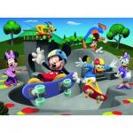 Puzzle  Ravensburger-10923 Pièces XXL - Disney Mickey Mouse