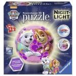 Ravensburger-11814 Puzzle 3D avec LED - Pat Patrouille