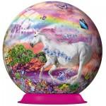 Ravensburger-12129 Puzzle Ball : Licorne