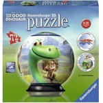 Ravensburger-12175 Puzzle 3D - The Good Dinausor