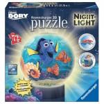 Ravensburger-12181 Puzzle 3D avec LED - Dory