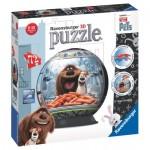 Ravensburger-12192 Puzzle 3D - Pets