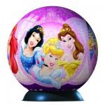 Puzzle  Ravensburger-12208 Disney princesse