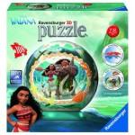 Ravensburger-12266 Puzzle 3D - Vaiana
