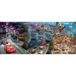 Puzzle  Ravensburger-12645 Disney Cars