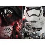 Puzzle  Ravensburger-12817 Pièces XXL - Star Wars