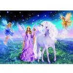 Puzzle  Ravensburger-13045 La licorne magique