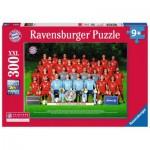 Puzzle  Ravensburger-13184 FC Bayern Munich Saison 2015/2016
