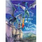 Puzzle  Ravensburger-13193 Pièces XXL  Breathing Fire