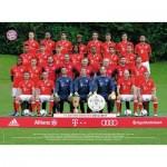 Puzzle  Ravensburger-13213 Pièces XXL - FC Bayern München Saison 2016/17