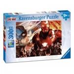 Puzzle  Ravensburger-13216 Pièces XXL - Avengers
