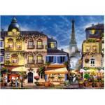 Puzzle  Ravensburger-13560 Pièces XXL - Pretty Paris
