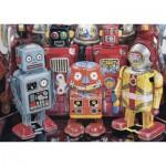Puzzle  Ravensburger-13570 Pièces XXL - Robots