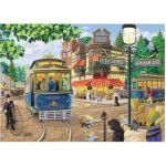 Puzzle  Ravensburger-13571 Pièces XXL - Mary's General Store