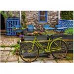 Puzzle  Ravensburger-13573 Pièces XXL - Vintage Bicycle