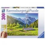 Puzzle  Ravensburger-13646 Pièces XXL - Prairie de Montagnes