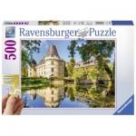 Puzzle  Ravensburger-13650 Pièces XXL - Chateau de l'Islette, France