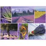 Puzzle  Ravensburger-13657 Pièces XXL - Ma Provence