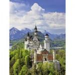 Puzzle  Ravensburger-13681 Pièces XXL - Neuschwanstein