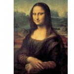Puzzle  Ravensburger-14005 Léonard de Vinci : La Joconde