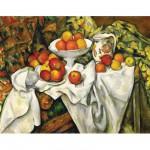 Puzzle  Ravensburger-14021 Cezanne : Pommes et oranges