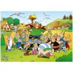 Puzzle  Ravensburger-14197 Astérix et son village