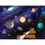 Ravensburger-14926 Puzzle phosphorescent - Le système solaire