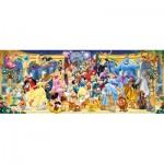 Puzzle  Ravensburger-15109 Photo de groupe Disney